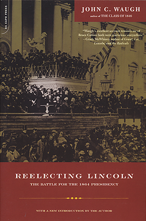 Relecting Lincoln book cover