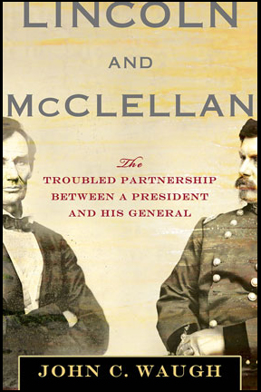 Lincoln and McClellan book cover