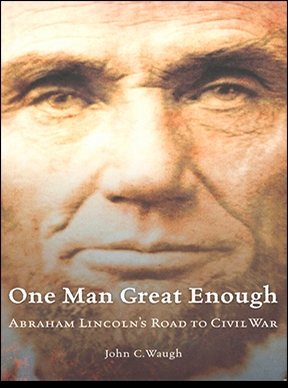 One Man Great Enough cloth cover